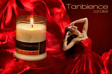 TANBIENCE CANDLES Spring Specials 2015 Featured