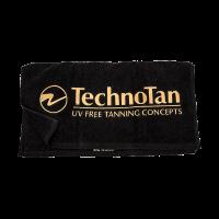 Black Towel (TT logo) — Large  (560mm X 1150mm)