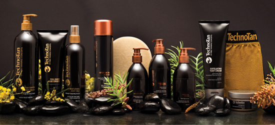 About_Our spray tan Products