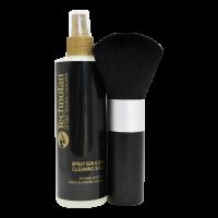 TechnoTan Blending Brush and Cleaning Solution Bundle - 500ml