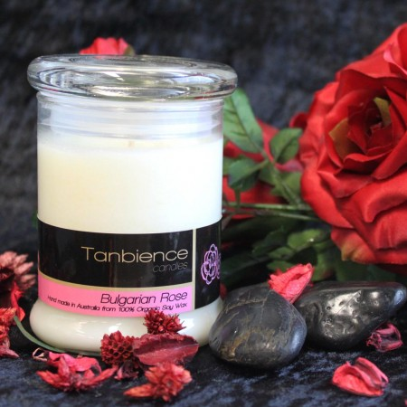 Tanbience Bulgarian Rose - Metro Jar