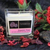 Bulgarian Rose — Square Jar Candle