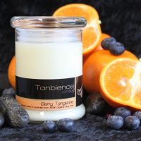 Berry Tangerine Candles
