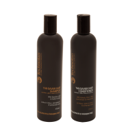 Coconut & Lime Shampoo and Conditioner Set - 100ml