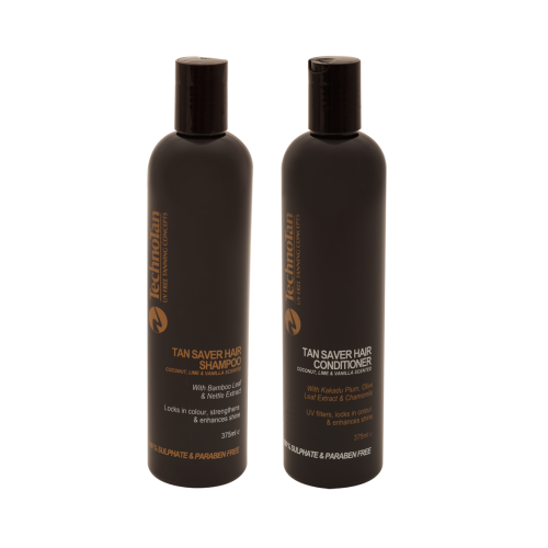 Coconut & Lime Shampoo and Conditioner Set - 10ml Sample