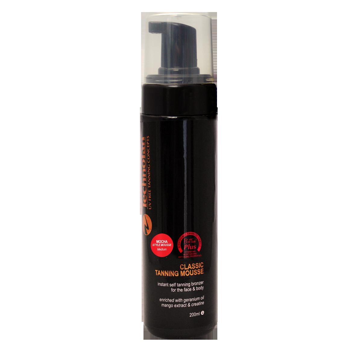 Mocha Style Tanning Mouse - 200ml (pump bottle)