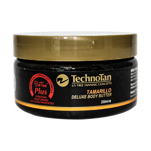 Deluxe Body Butter — Tamarillo — 200ml (jar)