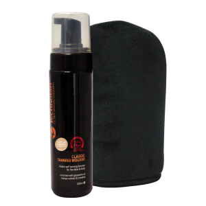 Choc Fudge Style Mousse and Deluxe Mitt Kit - 200mL