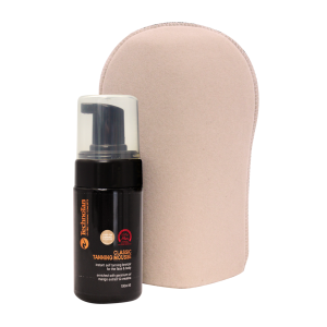 Caramel Style Mousse and Regular Mitt Kit - 100mL