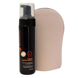 Caramel Style Mousse and Regular Mitt Kit - 200mL