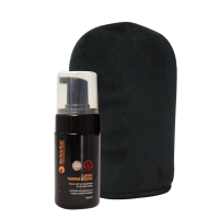 Caramel Style Mousse and Deluxe Mitt Kit - 100mL
