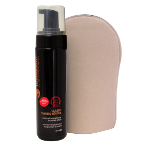 Mocha Style Mousse and Regular Mitt Kit - 200mL