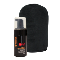 Mocha Style Mousse and Deluxe Mitt Kit - 100mL