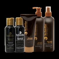 Shower Product Pack - Peach & Vanilla