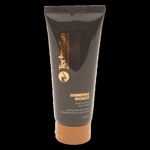 Shimmering Bronzer — Tamarillo & Papaya — 100ml (tube)