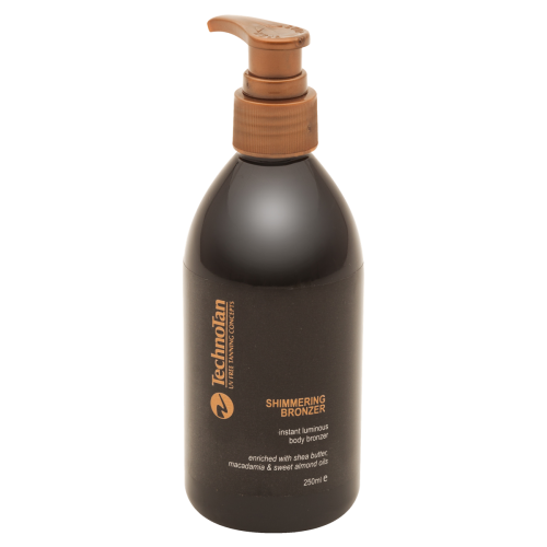 Shimmering Bronzer — Tamarillo & Papaya — 250ml (pump bottle)