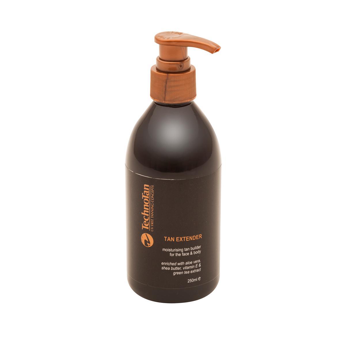 Tan Extender — Coconut Cream — 250ml (pump bottle)