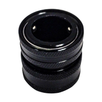 Hose Fitting Adapters — 25mm Threaded Female / 19mm Female Quick Release