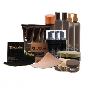 Large Tan Care Evaluation Package Small