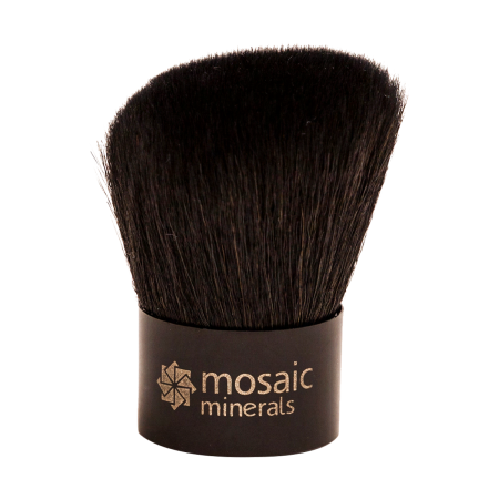 Natural Hair Brush — Contoured Bronzing