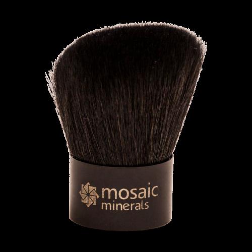 Natural Hair Brush — Contoured Bronzing