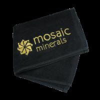 Mosaic Minerals Towel