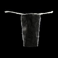 G Strings, Pack / 50 — Black