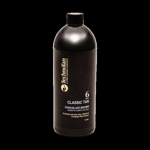 Classic Tan — Choc Brown — 1Litre