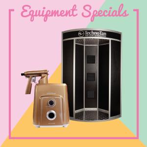 Equipment Specials