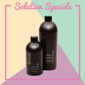 Solution Specials