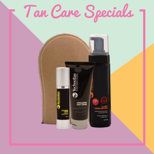 Tan Care Specials