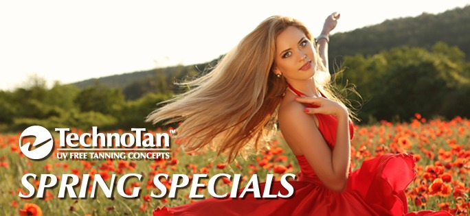 Spring Specials 2015 Featured